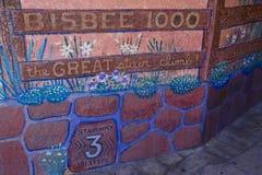 Σκαλοπάτια Bisbee Στοκ Εικόνες