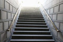 Σκαλοπάτι στο όνειρο Στοκ φωτογραφία με δικαίωμα ελεύθερης χρήσης