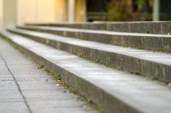 Σκαλοπάτι Στοκ εικόνα με δικαίωμα ελεύθερης χρήσης
