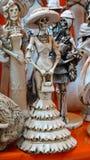Σκελετός γυναικών Στοκ Φωτογραφία