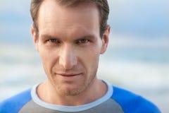 σκεπτικό πορτρέτο ατόμων Στοκ φωτογραφίες με δικαίωμα ελεύθερης χρήσης