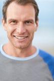 σκεπτικό πορτρέτο ατόμων Στοκ εικόνα με δικαίωμα ελεύθερης χρήσης