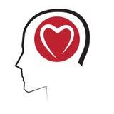 Σκεφτείτε την αγάπη απεικόνιση αποθεμάτων