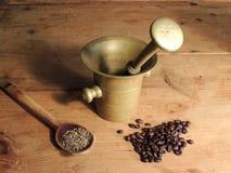 σκεύος για την κουζίνα παλαιό Στοκ Εικόνες