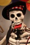 Σκελετός διασκέδασης εγγράφου mache Στοκ Φωτογραφία