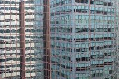 Σκηνές από μια αναπτυγμένος μητρόπολη μια θερινή ημέρα στοκ εικόνες