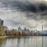 Σκηνές από την πόλη της Νέας Υόρκης Στοκ εικόνες με δικαίωμα ελεύθερης χρήσης
