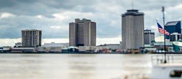 Σκηνές εικονικής παράστασης πόλης γύρω από τα νέα orleas Λουιζιάνα κεντρικός Στοκ φωτογραφίες με δικαίωμα ελεύθερης χρήσης