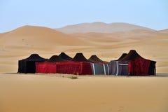 Σκηνές Berber Στοκ φωτογραφία με δικαίωμα ελεύθερης χρήσης