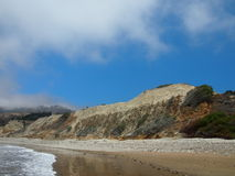 Σκηνή ακτών στο Λονγκ Μπιτς Καλιφόρνια Στοκ Φωτογραφίες
