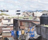 Σκηνή από μια πόλη στη Γουατεμάλα, Κεντρική Αμερική στοκ εικόνες με δικαίωμα ελεύθερης χρήσης