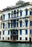 σκηνή Βενετία της Ιταλίας & Στοκ φωτογραφία με δικαίωμα ελεύθερης χρήσης