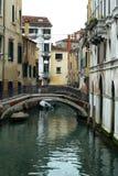 σκηνή Βενετία της Ιταλίας & Στοκ εικόνες με δικαίωμα ελεύθερης χρήσης