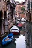 σκηνή Βενετία της Ιταλίας & Στοκ φωτογραφίες με δικαίωμα ελεύθερης χρήσης