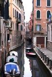 σκηνή Βενετία της Ιταλίας & Στοκ εικόνα με δικαίωμα ελεύθερης χρήσης