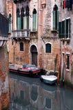 σκηνή Βενετία της Ιταλίας & Στοκ Φωτογραφίες