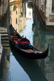 σκηνή Βενετία της Ιταλίας & Στοκ Φωτογραφία