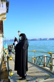σκηνή Βενετία Στοκ εικόνα με δικαίωμα ελεύθερης χρήσης