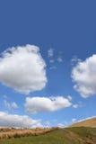 σκηνή βουνοπλαγιών Στοκ φωτογραφία με δικαίωμα ελεύθερης χρήσης