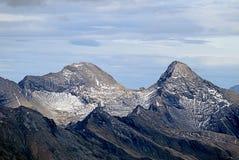 σκηνή βουνών στοκ εικόνες με δικαίωμα ελεύθερης χρήσης