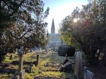 Σκηνή εκκλησιών στοκ φωτογραφίες με δικαίωμα ελεύθερης χρήσης