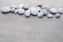 Σκηνή επεξεργασίας πετρών SPA, zen όπως τις έννοιες στοκ φωτογραφίες