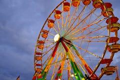 Σκηνή καρναβαλιού Στοκ Φωτογραφίες