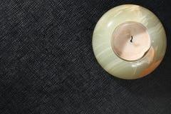 Σκηνή κατόχων κεριών Στοκ εικόνες με δικαίωμα ελεύθερης χρήσης