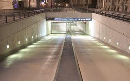 σκηνή νύχτας Στοκ φωτογραφία με δικαίωμα ελεύθερης χρήσης