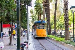 Σκηνή οδών σε Antalya, Τουρκία Στοκ Εικόνες