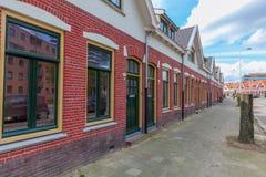 Σκηνή οδών στο Αϊντχόβεν, Κάτω Χώρες Στοκ Εικόνα