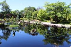 Σκηνή πάρκων Στοκ εικόνα με δικαίωμα ελεύθερης χρήσης
