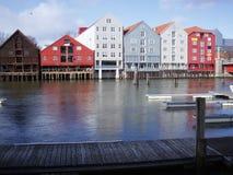 σκηνή ποταμών Στοκ Φωτογραφία