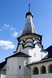 Σκηνή της Refectory υπόθεσης εκκλησίας του μοναστηριού λυτρωτών του ST Euthymius, Ρωσία, Σούζνταλ Στοκ φωτογραφία με δικαίωμα ελεύθερης χρήσης