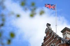 Σκηνή του Λονδίνου στοκ εικόνες με δικαίωμα ελεύθερης χρήσης