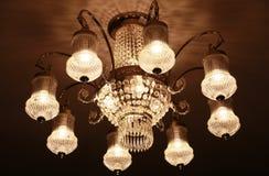 Σκηνή του φωτός του δωματίου Στοκ Φωτογραφίες