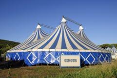 σκηνή τσίρκων Στοκ Εικόνες