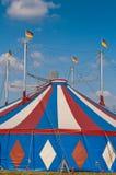 σκηνή τσίρκων Στοκ φωτογραφία με δικαίωμα ελεύθερης χρήσης