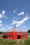 Σκηνή τσίρκων Στοκ φωτογραφίες με δικαίωμα ελεύθερης χρήσης