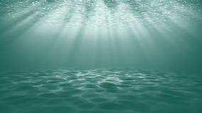 σκηνή υποβρύχια Μεγάλο δημοφιλές θαλάσσιο υπόβαθρο απεικόνιση αποθεμάτων