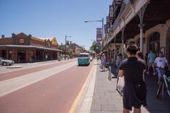 Σκηνή Fremantle στοκ φωτογραφία με δικαίωμα ελεύθερης χρήσης