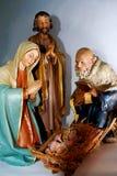 Σκηνή Nativity Στοκ Φωτογραφία