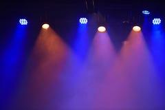 Σκηνικός φωτισμός Στοκ εικόνες με δικαίωμα ελεύθερης χρήσης