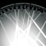 Σκηνικός φωτισμός Στοκ εικόνα με δικαίωμα ελεύθερης χρήσης