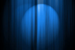 σκηνικό θέατρο κουρτινών Στοκ φωτογραφία με δικαίωμα ελεύθερης χρήσης