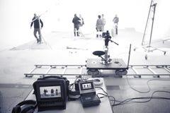 Σκηνικό σύνολο Στοκ Φωτογραφίες