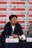 Σκηνοθέτης Kim bong-Han Στοκ Εικόνες