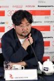 Σκηνοθέτης Kim bong-Han Στοκ Φωτογραφία