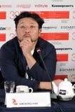 Σκηνοθέτης Kim bong-Han Στοκ εικόνες με δικαίωμα ελεύθερης χρήσης