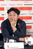 Σκηνοθέτης Kim bong-Han Στοκ φωτογραφίες με δικαίωμα ελεύθερης χρήσης